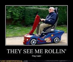 They See Me Rollin They Hatin Meme - they see me rollin they hatin chris tou flickr