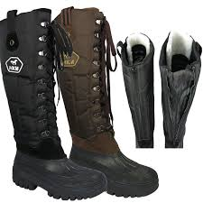 womens yard boots womens outdoor walking waterproof wellington yard fleece