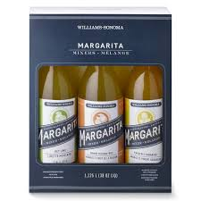 margarita gift set williams sonoma margarita mix caddy williams sonoma