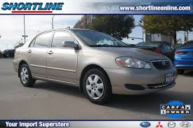 2005 toyota corolla le for sale used 2005 toyota corolla le for sale near denver co stock a180455a