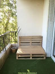 canapé balcon fabuleux petit canape de balcon artsvette