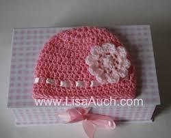 Free Pattern For Crochet Flower - free easy crochet baby hat pattern with crochet flower how to