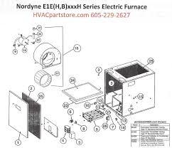 e1eh020h nordyne electric furnace parts u2013 hvacpartstore