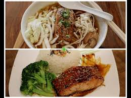 cuisine japonaise sauce teriyaki épaisse et saumon 2 façons cuisine japonaise
