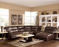Ashley Furniture Sectionals Ashley Furniture Leather Sectional Sofa 86 With Ashley Furniture