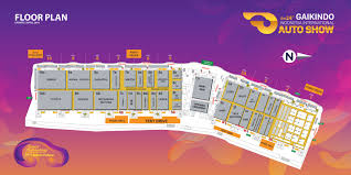 gaikindo indonesia international auto show giias floorplan idolza