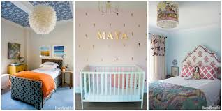 kids bedroom wall designs ideas with creative accent for trendy
