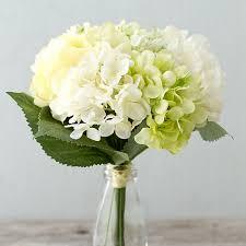 silk hydrangea silk hydrangea bouquet terrain