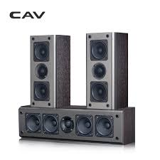 home theater surround speakers aliexpress com buy cav sp950cs high end home theater 5 0 dts