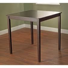 Espresso Kitchen Table by Counter Height Espresso Kitchen U0026 Dining Tables You U0027ll Love Wayfair