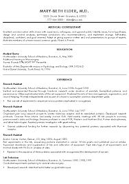 medical resume example 24 amazing medical resume examples