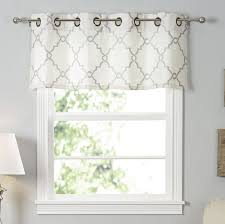 ideas for kitchen curtains excellent kitchen curtains and valances curtains modern