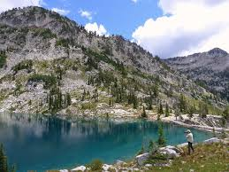 Oregon mountains images It 39 s easy to love llama trekking in oregon 39 s wallowa mountains jpg