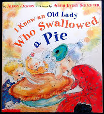 childrens thanksgiving books i an who swallowed a pie thanksgiving lsls avt