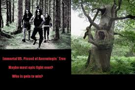 black metal tree fighters by comicslaughterer on deviantart