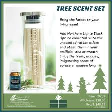 tree scent set essential obsessed