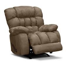 Microfiber Swivel Chair by Furniture Best Black Leather Rocker Swivel Recliner Chair Ideas