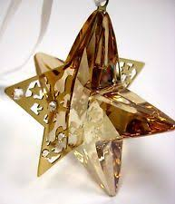 swarovski 2012 ornament golden shadow 1140008