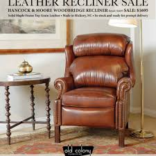 Leather Club Chairs For Sale Specials Old Colony Furniture