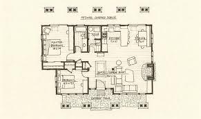 small mountain cabin floor plans cabin plan mountain architects hendricks architecture idaho