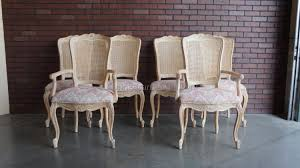 cane back dining chairs design