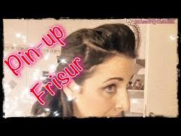 Bob Frisuren Tutorial by Pin Up Frisur Tutorial