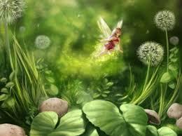 tiny garden fairy fantasy fantasy u0026 abstract background