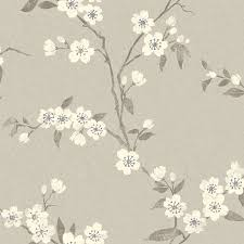 Bedroom Wall Stickers John Lewis Buy John Lewis Cherry Blossom Wallpaper John Lewis