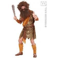 caveman and cavewoman fancy dress costumes