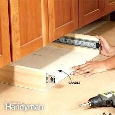 under cabinet pull out drawers under cabinet storage under the sink pull out from supreme cabinetry