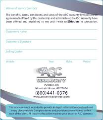 Home Warranty Plans by Asc Warranty Concords Cars Serving Elkhart Goshen South Bend