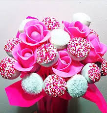 cake pop bouquet bitsy s emporium of awesome cake pops