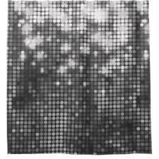 Glitter Shower Curtain Silver Glitter Shower Curtains Zazzle