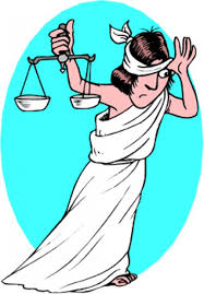 Justice Is Blind Religion Faith Vs Justice They Say That Justice Is Blind But When