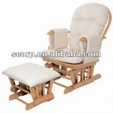 glider rocker with ottoman wooden glider rocker ottoman chair backrest angle adjustable at 7