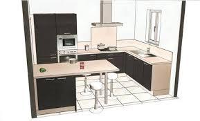 plan des cuisines amazing modeles de cuisines equipees 8 plans cuisine plan de cuisine