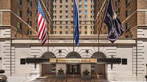 New York business traveller images Hotel review intercontinental new york barclay business gif