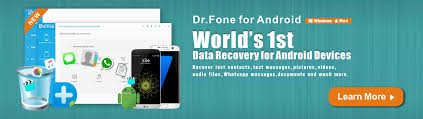 dr fone for android dr fone for android data recovery best android data recovery on 2017