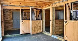 a new type of modular barn the backyard barn series horizon