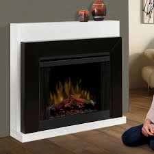 Electric Fireplace With Mantel Dimplex Electric Fireplace Convertible Mantel Package Bfsl