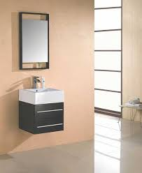 wall mount modern bathroom vanity solid wood ag x029