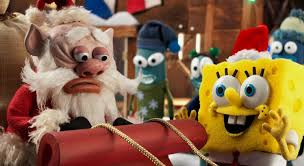 christmas claymation it s a spongebob christmas 2012 review basementrejects