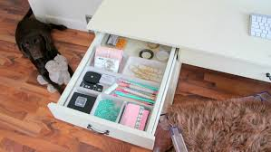 Desk Organizer Ideas by Desk Organizer With Drawers Best Home Furniture Decoration
