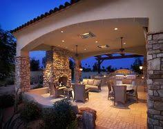 Covered Back Patio Design Ideas Back Garden Patio Ideas Back Patio by Love This Outdoor Setup Outdoor Kitchen Tucson Arizona Design