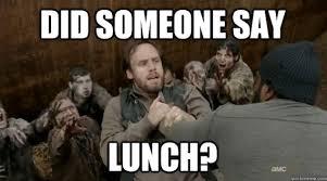 Tyreese Walking Dead Meme - the walking dead recap season 3 episode 14 prey huffpost