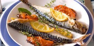 cuisiner les maquereaux maquereaux rôtis au thym et au citron facile et pas cher recette