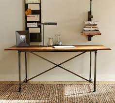Pottery Barn Mega Desk Austin Desk Pottery Barn
