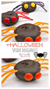 halloween spider doughnuts fun u0026 easy to make treat