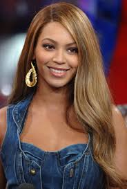 beyonce side part hair popular long hairstyle idea