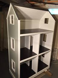ana white american dollhouse diy projects